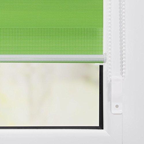 Doppelrollo Grün LICHTBLICK - 6