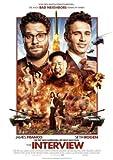 The Interview – James Franco – Deutsche Film Poster
