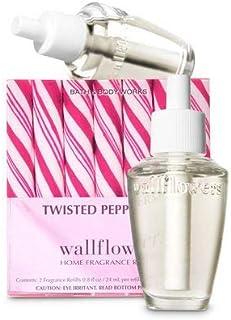 Slatkin & Co. TWISTED PEPPERMINT Wallflowers Home Fragrance Refills
