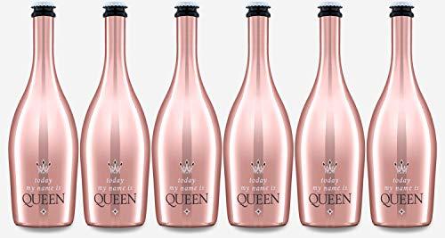 Today my name is Queen roter Perlwein halbtrocken, Heuchelberg Weingärtner, Schwaigern, Württemberg (6 x 0,75 l)