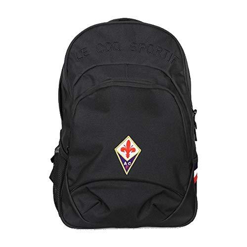 Le Coq Sportif Fiorentina Backpack Black Sporttas, dames, eenheidsmaat