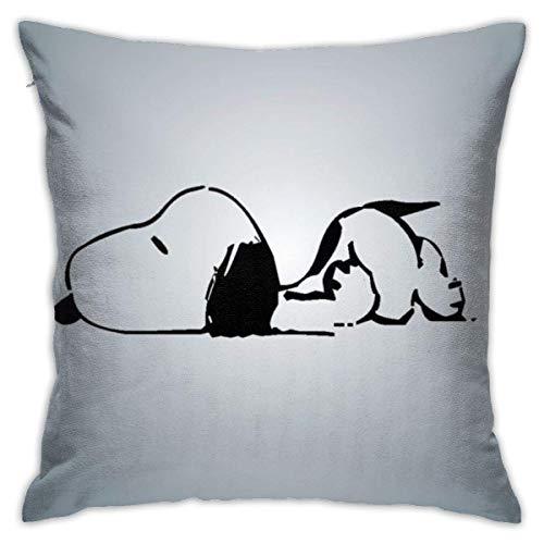 JuXianLongShanBaiYuanMianShiJiaGongFang Fundas de almohada decorativas de algodón para sofá, cama, fundas de almohada de 45 x 45 cm
