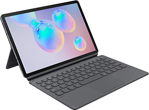 SAMSUNG Book Cover Keyboard Galaxy Tab S6 Gray