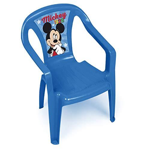 Arditex WD13017 Chaise en plastique de 36,5 x 40 x 51 cm de Disney Mickey