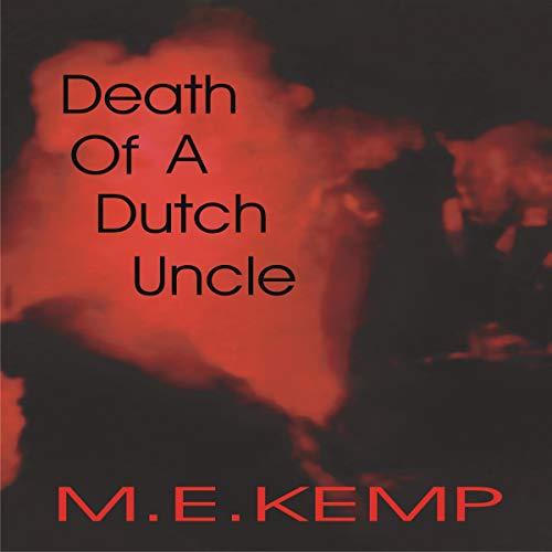 Couverture de Death of a Dutch Uncle