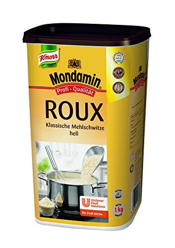 Mondamin Roux Klassische Mehlschwitze hell, 1er Pack (1 x 1 kg)