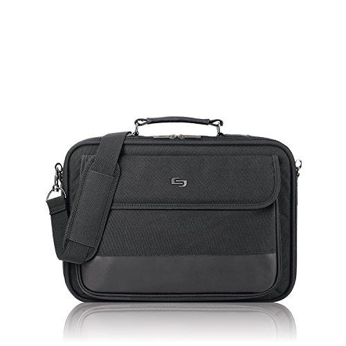 Solo Classic P15-4 - Slip sottile per laptop da 15,6 , colore: Nero, Nero (Nero) - P15-4