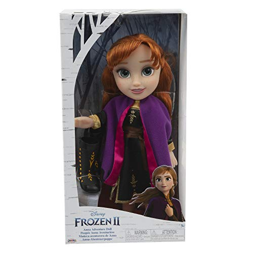 Giochi Preziosi Disney Frozen 2 pop met adventjurk 35 cm Anna