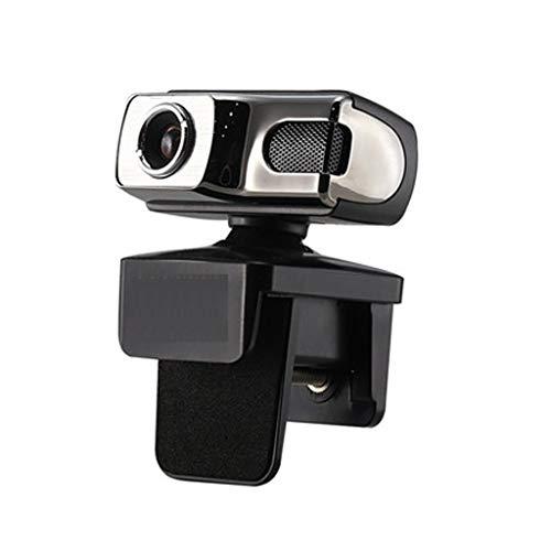 720P breedbeeld HD video webcam met microfoon, Handmatige scherpstelling Web Camera Cams Met Stevige Schroeven Versterken The Base, stalen behuizing