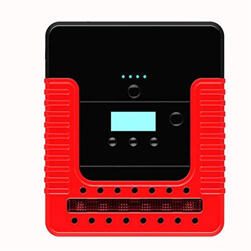 Preisvergleich Produktbild LALEO Starthilfegeräte Auto Starthilfe Bis zu 6 L Benzin,  4 L Diesel,  300A 12000mAh mit LCD Bildschirm Reifenluftpumpe USB LED TaschenlampeMultifunktional Tragbare Jump Starter Powerbank