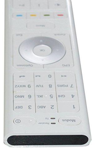 Original Telekom T-Media Receiver / Receptor 102 303 500 MR SAT Fernbedienung in weiß