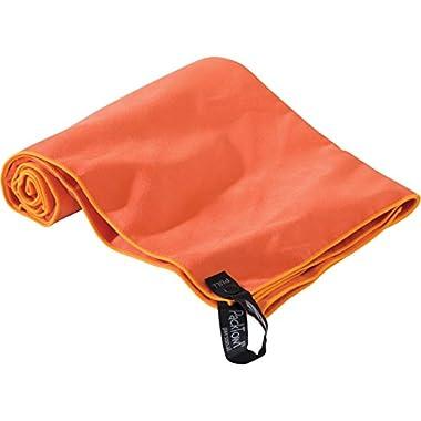 PackTowl Personal Microfiber Towel, Grapefruit, Body- 25 x 54-Inch