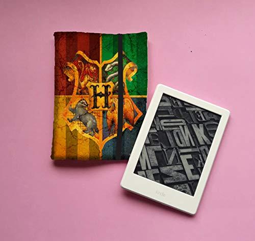 Capa para Kindle Hogwarts