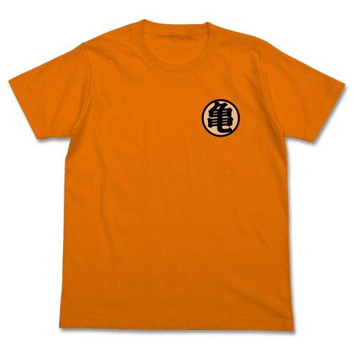 Aratamekame Dragon Ball T-shirt Naranja Talla: L (jap?n importaci?n)