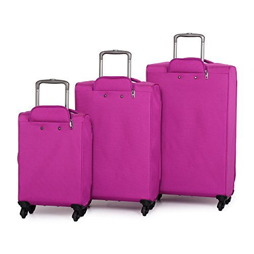 it luggage Megalite 3pc Spinner Set with Expander, Baton Rouge