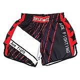 Pantalones de boxeo pantalones cortos de MMA pantalones cortos de boxeo de entrenamiento de artes marciales para hombres pantalones deportivos de taekwondo para mujer ropa deportiva de fitness