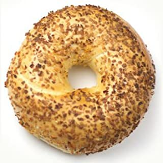 Fresh New York 1800NYCBagels Onion Bagel - DOZEN