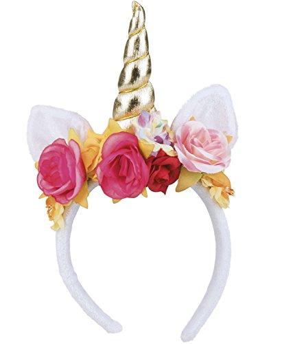 Boland 04288 Rosy Unicorn Serre-tête Multicolore