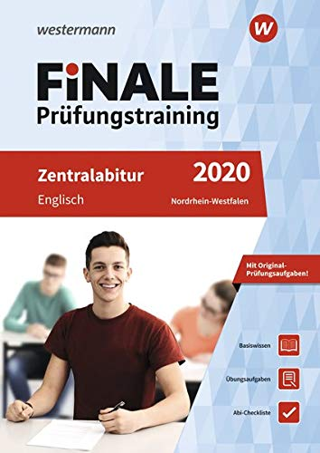 FiNALE Prüfungstraining Zentralabitur Nordrhein-Westfalen: Englisch 2020