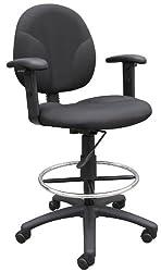 Ergonomic Drafting Chairs For Bar Height Workstations Ergonomics Info Com