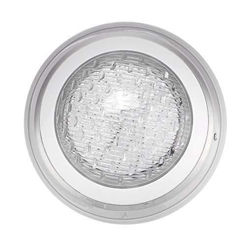 Hongzer Unterwasserlicht, wasserdicht 360PCS LED RGB Multicolor Unterwasserlampe mit Fernbedienung Perfekt für Fischteich, Pool, Steingarten, Brunnen (AC12V 35W)