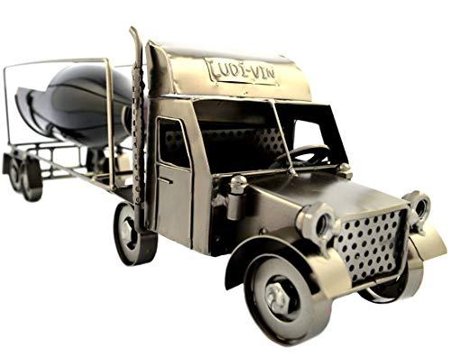 LUDI-VIN 1490Flaschenhalter LKW, Metall, 44x 11x 13cm
