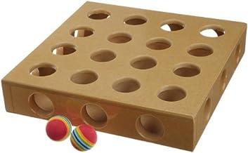 SmartCat Peek-a-Prize Toy Box cm (34 X 34 X 8)