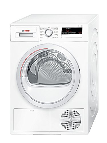 Bosch Serie 4 WTH85208IT Libera installazione Carica frontale 8kg A++ Bianco asciugatrice