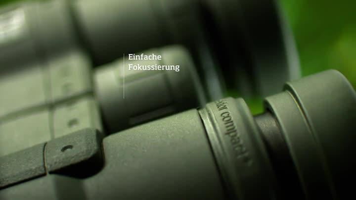 Eschenbach Optik Fernglas Sektor D 10x42 Compact Kamera