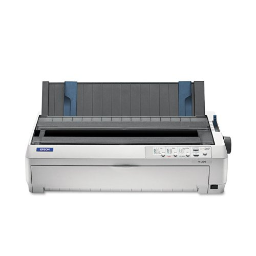 Best Review Of Epson FX-2190N Dot Matrix Printer - 680 cps Mono - Parallel, USB C11C526001NT Generic