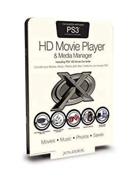 Xploder HD Movie Player for PS3