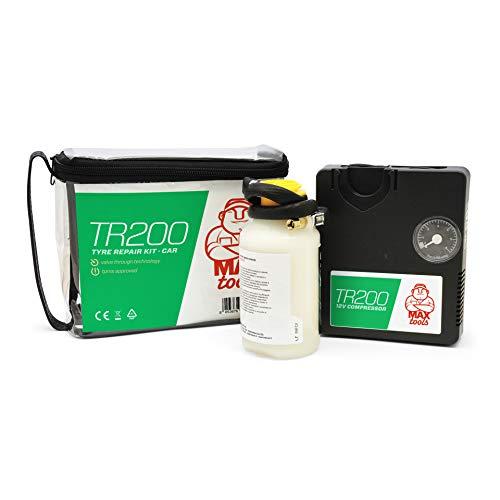 MAXTOOLS TR200 Kit de Reparación de Neumáticos