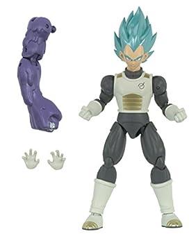 Dragon Ball Super - Dragon Stars Super Saiyan Blue Vegeta Figure  Series 4