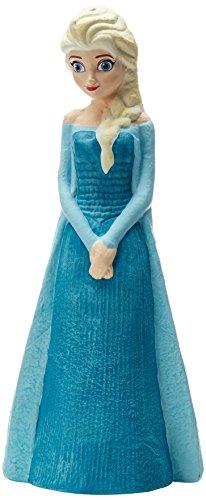 Disney Piñata de Carton 3D Elsa Frozen , Color Azul
