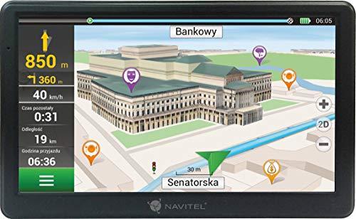 Navitel E700 navigatiesysteem navigatiesysteem 7 inch display met Lifetime kaarten Europa