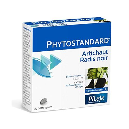 Phytostandard - Artichaut et Radis Noir - 30 comprimés