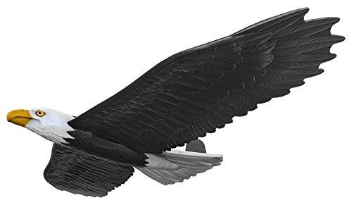 Beluga Spielwaren GmbH Adler Beluga Spielwaren 50646 Realflyers-Águila de Peluche
