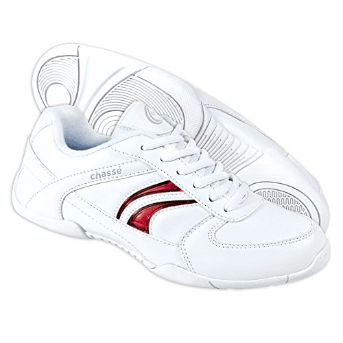 Chasse Flip IV Cheerleading Shoes - White Cheer Sneakers