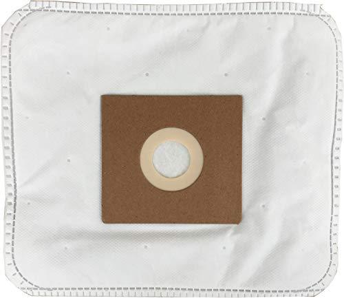 20 Staubsaugerbeutel passend für Clatronic BS 1262 | Staubbeutel aus 5-lagigem Vlies | von Staubbeutel-Discount