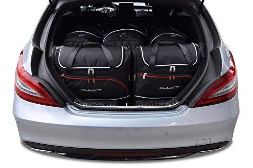 KJUST Taschen 5 STK kompatibel mit Mercedes-Benz CLS Shooting Brake 2012-2017