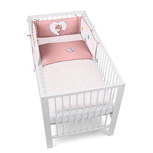 Sterntaler 9241732 Bett-Set Peggy, mehrfarbig