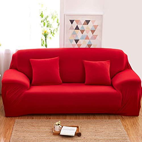 XHNXHN Funda elástica para sofá de 3 cojines, funda de sofá de silla, funda de sofá floral para sofá de 4 plazas 233,7 a 299,7 cm