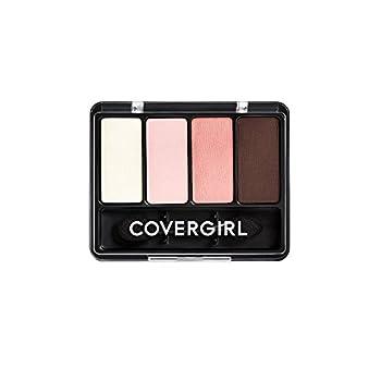 COVERGIRL Eye Enhancers 4-Kit Eye Shadow Blushing Nudes .19 oz  packaging may vary
