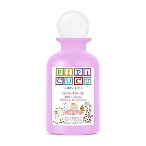 Pipí Cucucu vloeibare zeep voor meisjes