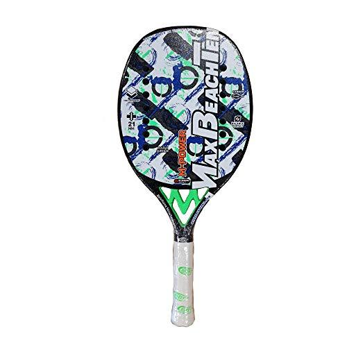Max Beach Tennis MBT Raqueta Beach Tennis Racket M-Power 2021