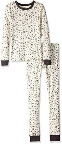 Burts Bees Baby Unisex-Baby Baby Organic 2 Piece Pajama Set