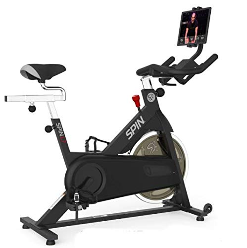 Spinning L7 Indoor Cycling Spin Bike | Chain-Drive | Includes Integrated Tablet Mount & Cadence...