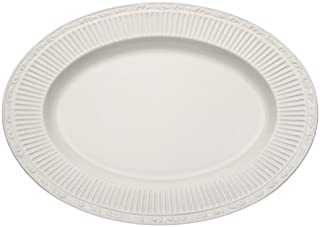 Mikasa Italian Countryside Oval Serving Platter, 15-Inch