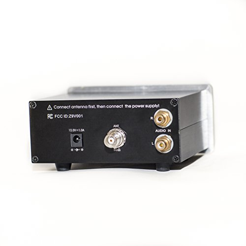 Fail-Safe Long Range FM Transmitter--X-Treme Series FSX-05B--FCC CERTIFIED