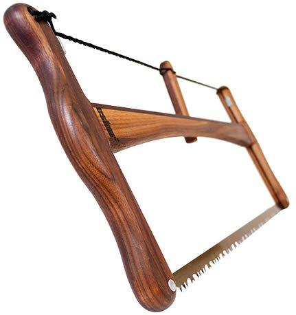 Esker Folding Wooden Buck Saw - Walnut